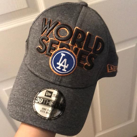 8b469edbff1964 New Era Accessories | Dodgers World Series Cap | Poshmark